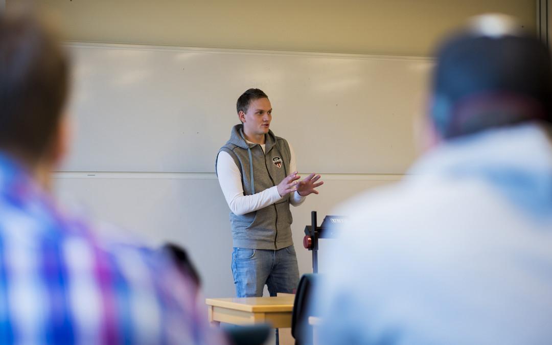 Intervju med Pär Vidmark och två av våra kunder Base media och Tegs Mark och Bygg.