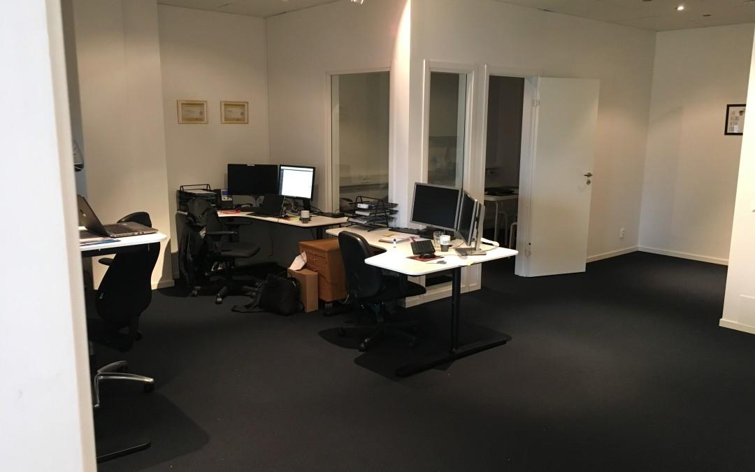 Nya lokaler i Örnsköldsvik