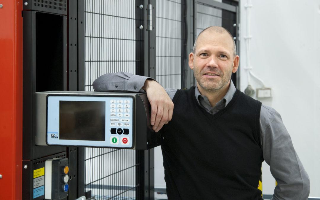 Intervju med Torvald Östensson VD på Umpac