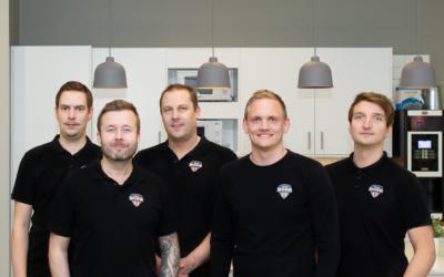 TeamNorr öppnar nytt i Luleå