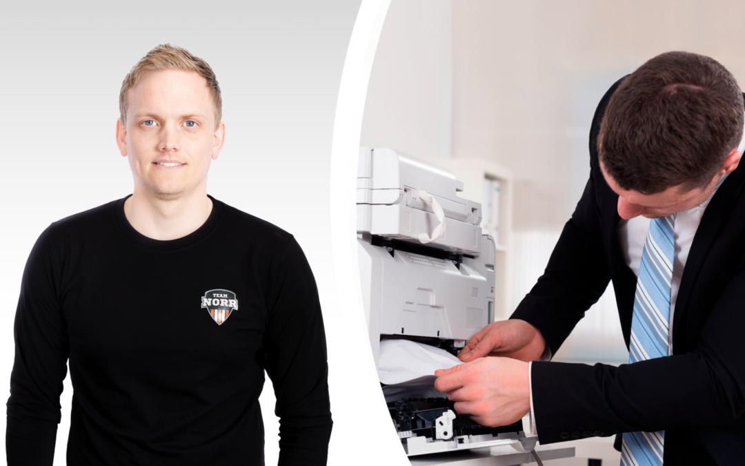 TeamNorr – Vanligaste it-problemen för Umeåföretagen