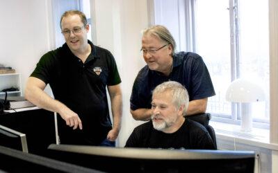 """Snabb IT-support viktigt för MAF: """"Underlättar väldigt"""""""