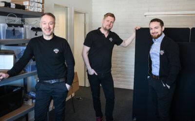"""Hjälper företag i Norrland att slippa IT-krångel: """"Bygger på samarbete och kundnöjdhet"""""""