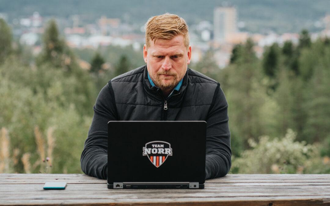 """Bygger norrländskt datacenter – ger större frihet: """"Smidigt och enkelt"""""""